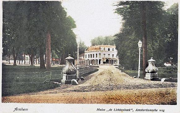 Arnhem Lichtenbeek Mariëndaal GLK