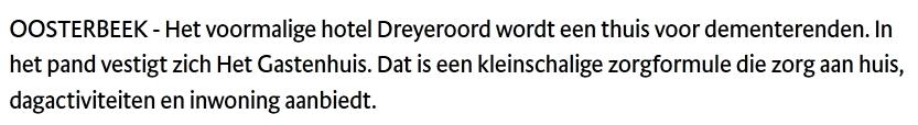 Uit de Gelderlander van 31 mei 2016