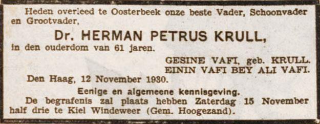 HP Krull Heemse Oosterbeek
