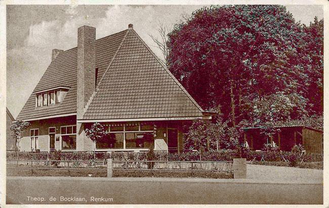Café Doornenkamp Heelsum