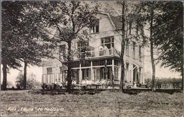 Heelsum villa Laura