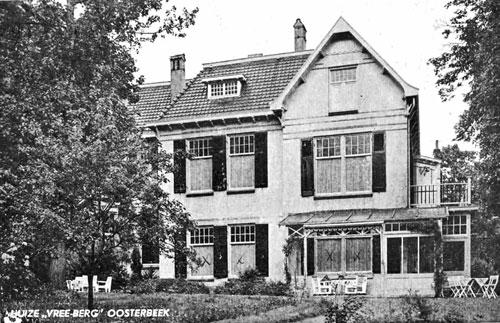 Villa Vreeberg Oosterbeek