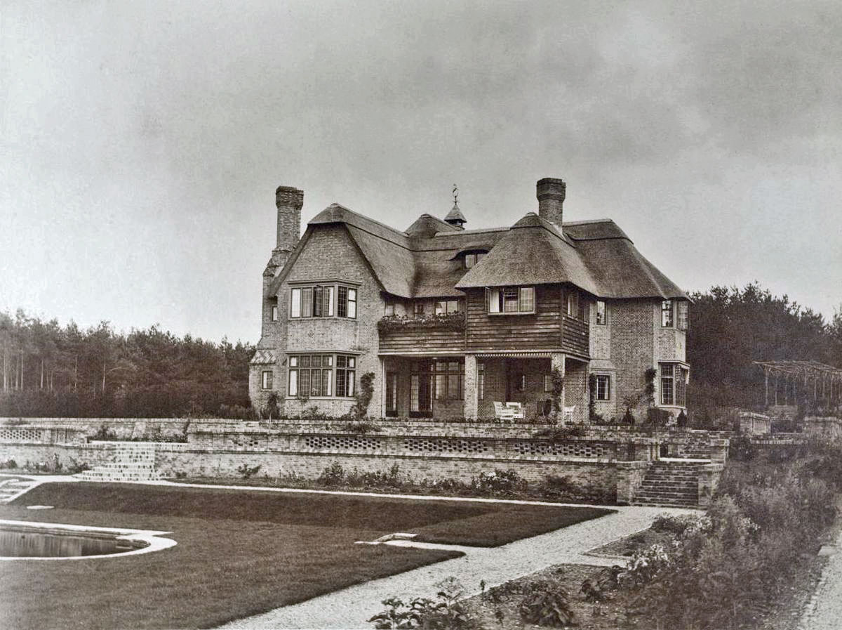 Landhuis The Hillock