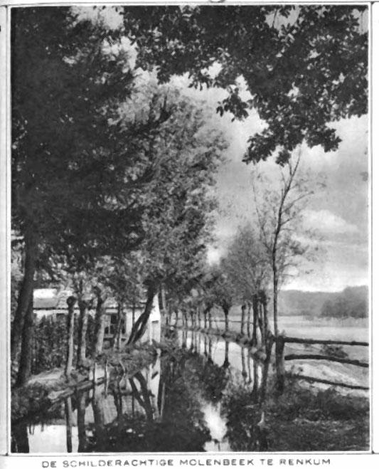 Molenbeek opname Arnhemse Courant 2-6-1928