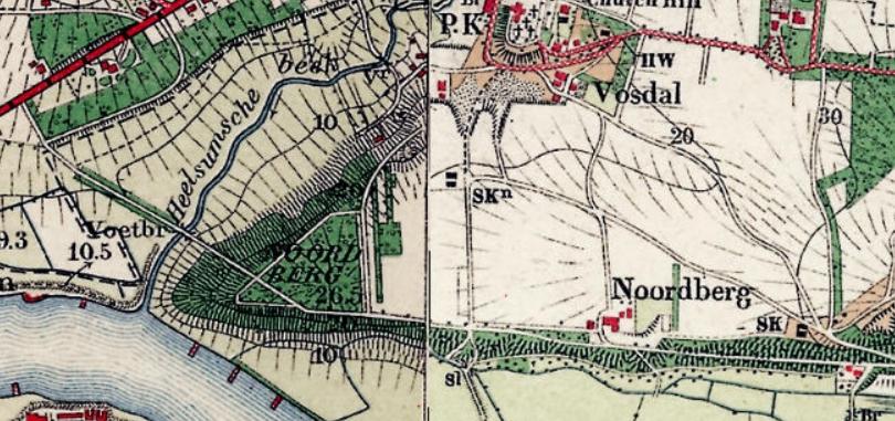 Noordberg en omgeving