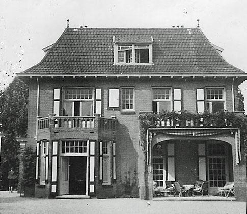 Ommershof opname G.R. Castendijk 1943
