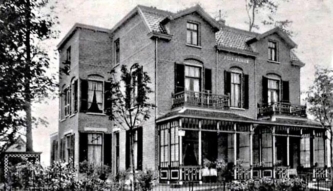 Villa Anoniem Oosterbeek