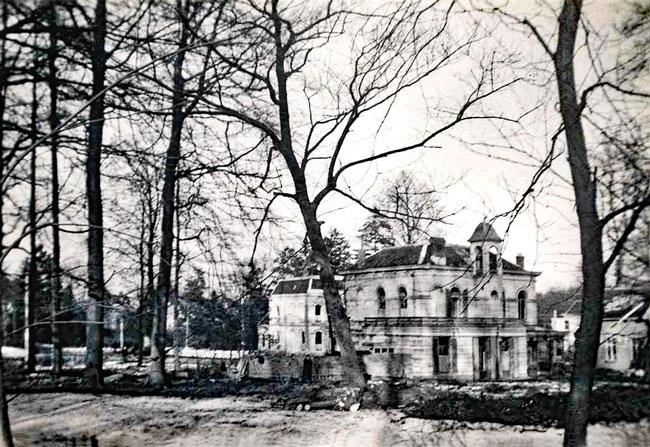 Oosterbeek Westerpark rond 1952