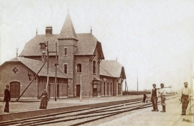 Station Oosterbeek