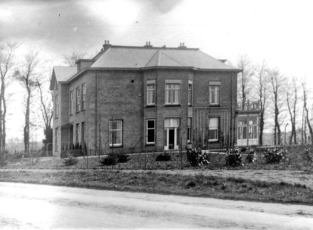 Oosterbeek villa Grindhorst