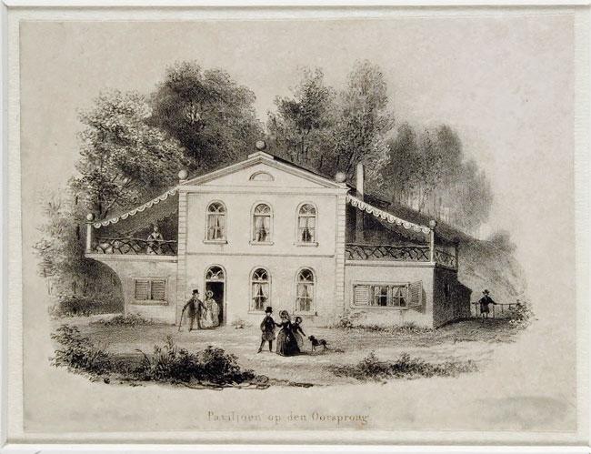 Paviljoen-de-Oorsprong