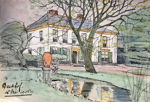Villa Beekhuis Renkum