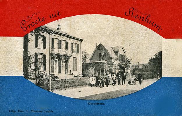 Renkum Dorpsstraat Bouvardia