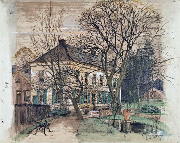 Huize Beekhof Renkum