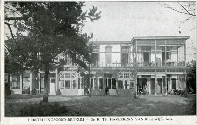 Sanatorium Dennenrust Renkum