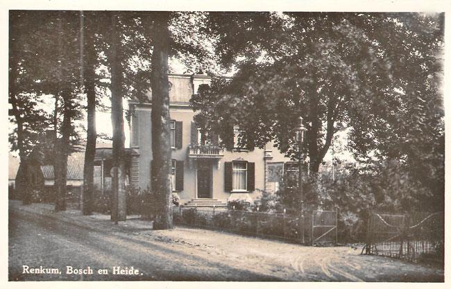 Renkum Villa Bosch en Heide