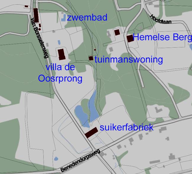 Suikerfabriek Backer, Oosterbeek
