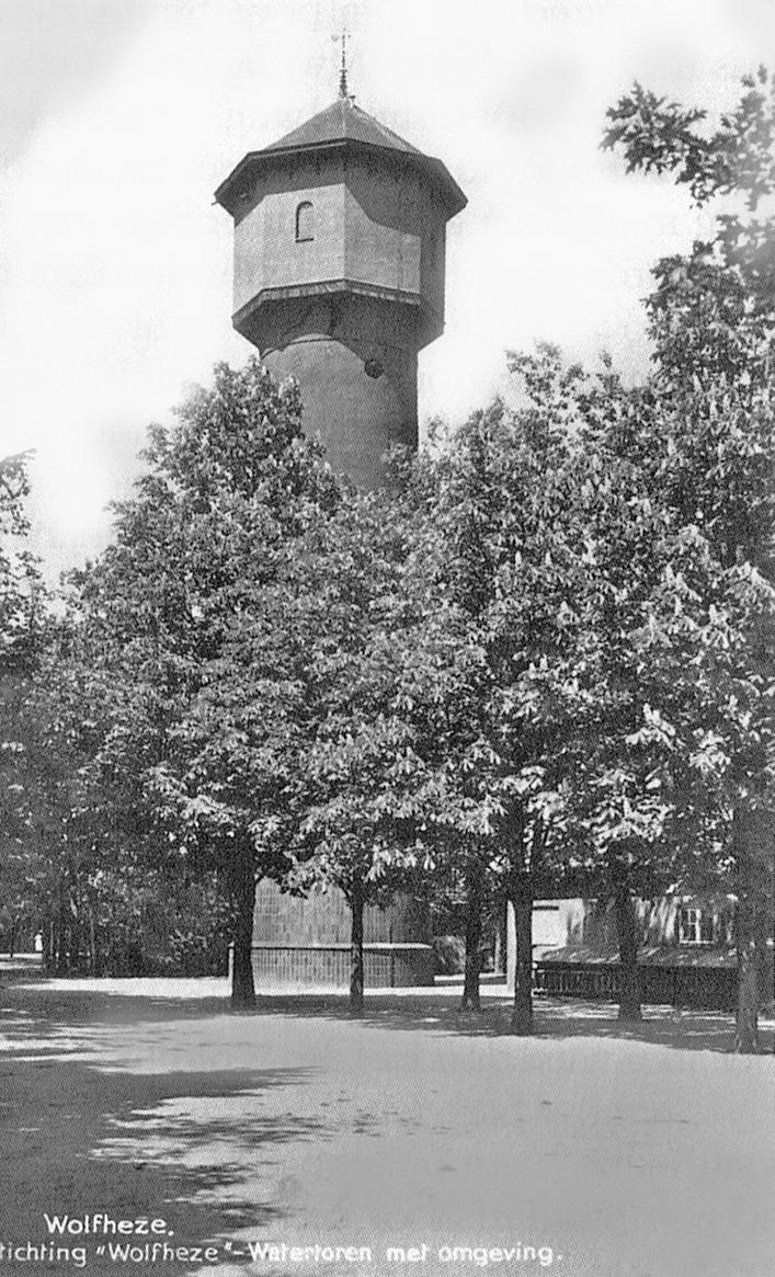 watertoren Wolfheze