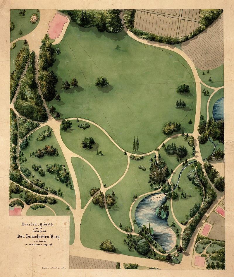 Hemelse Berg 1872