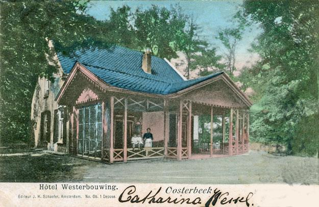 Westerbouwing Oosterbeek