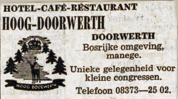 Hoog Doorwerth