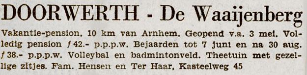 Waaijenberg Doorwerth