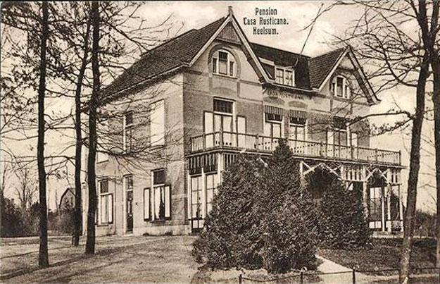 Casa Rusticana