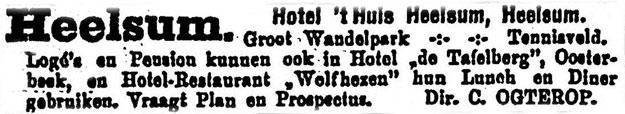 Hotel Heelsum