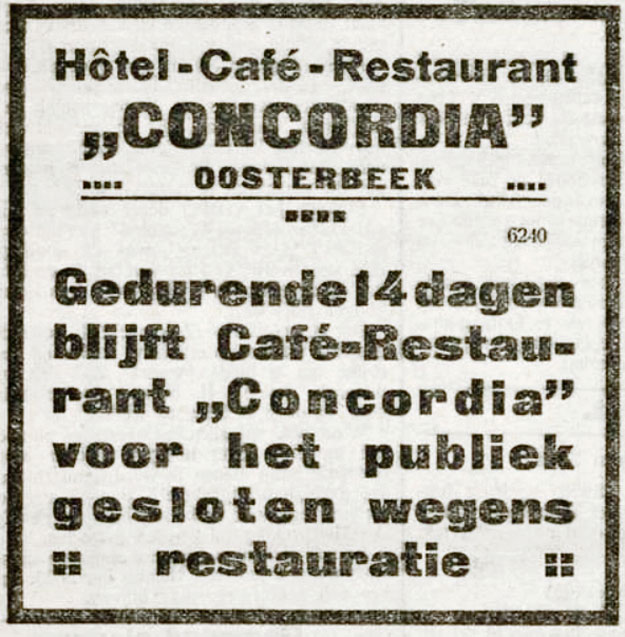 Concordia Oosterbeek