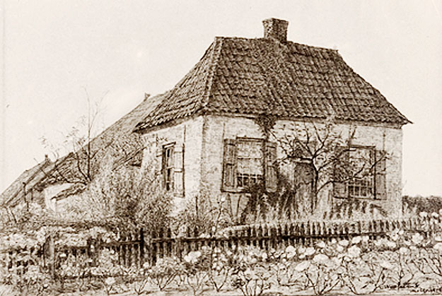 Druiventros Oosterbeek