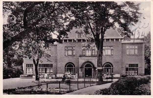 Hotel Tefelberg Oosterbeek