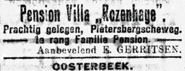Rozenhage Oosterbeek