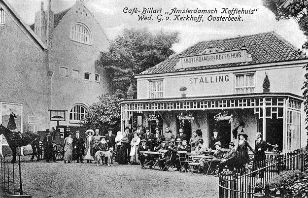 Amsterdams Koffiehuis Oosterbeek