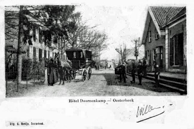 Doornenkamp Oosterbeek