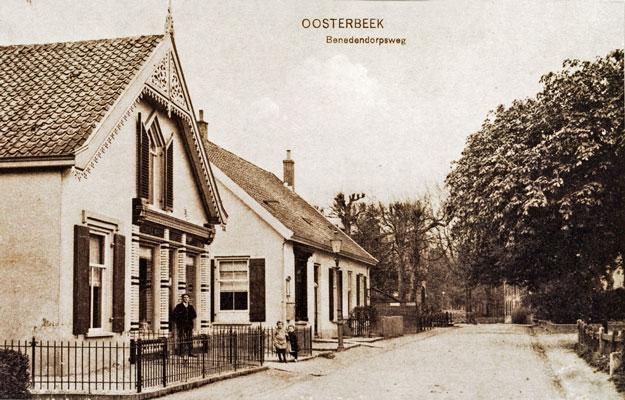 volkskoffiehuis Oosterbeek