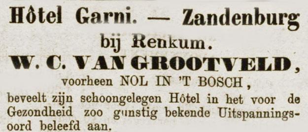 Zandenburg Renkum