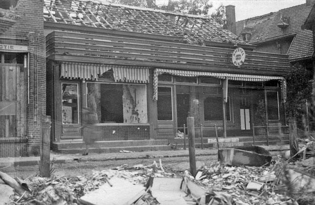 Renkum Zwaantje in 1945