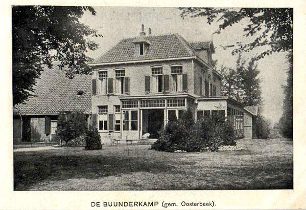 Hotel de Buunderkamp