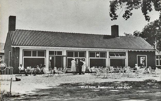 Wolfheze restaurant van Dijk