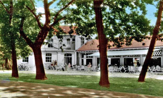 Stationsplein Wolfheze
