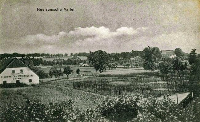 voormalige molen Drieskamp Heelsum