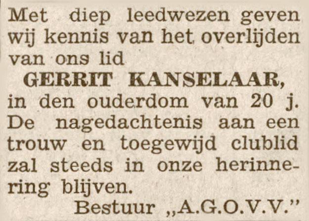 Gerrit Kanselaar