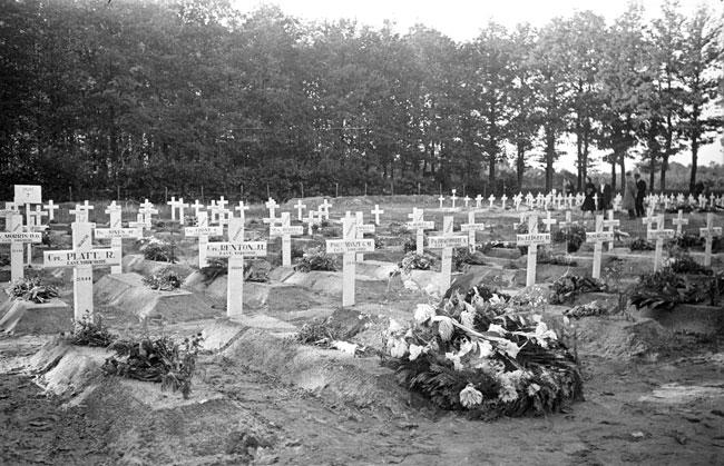 Airborne begraafplaats Oosterbeek