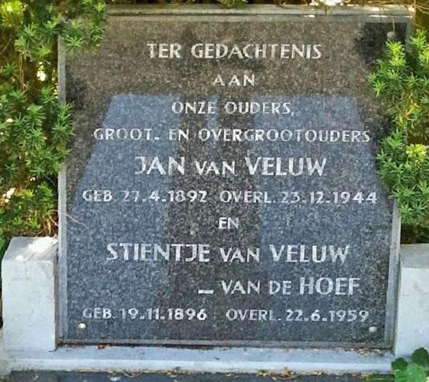 Jan van Veluw