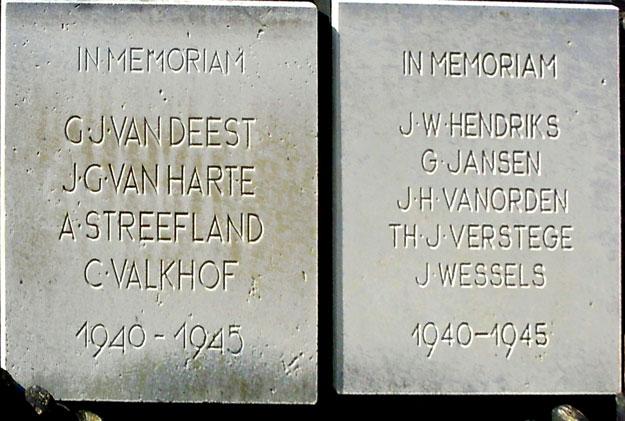 Renkum van Gelder monument