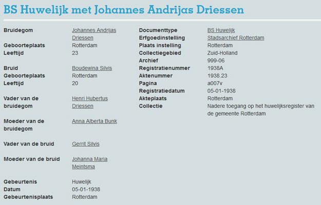 Johannes Adryas Driessen